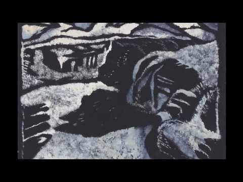 46 26099 - Margaret Preston 'Dry river bed NT.'  1953