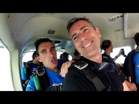 Tandem Skydive - Nigel Finch
