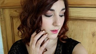 New Years Eve Nails, Makeup + Hair // Collaboration Feat. Naked 3 Palette Thumbnail