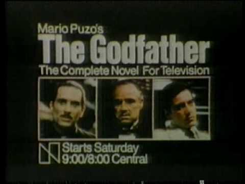 NBC The Godfather Saga 1977 promo