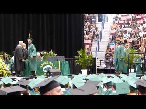 Summerville High School Graduation 2012, Summerville, South Carolina