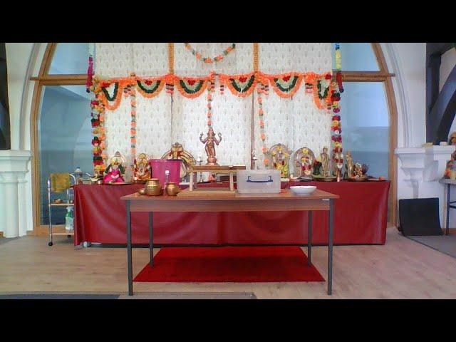 Sri Mahaganapathy abisheka pooja