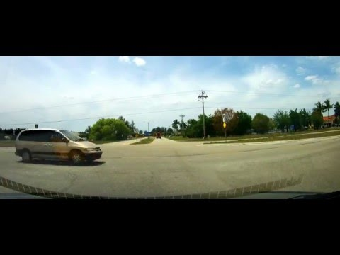 Driving from Cape Coral to Bokeelia, Florida