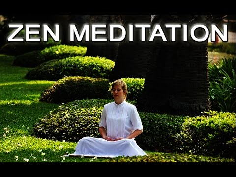 Zen: Music for Balance and Relaxation with Binaural Beats