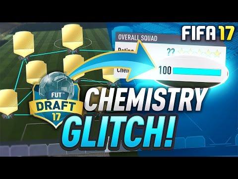 FUT DRAFT CHEMISTRY STYLE GLITCH! - #FIFA17 Ultimate Team