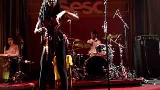 Wunmi - MAW Expensive  Sh#t / Zombie (Fela Anikulapo Kuti) + Do You See What I See? [Sesc Pompeia]