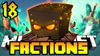 Minecraft Treasure Wars Adventure 'NEW BOSS?' Episode 18 (Minecraft Factions)