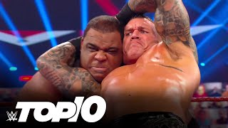 Jaw-dropping RKO counters: WWE Top 10, Sept. 13, 2020