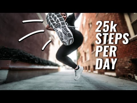 Your 14-Day Intend to Walk More Steps
