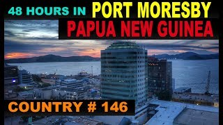 A Tourist's Guide to Port Moresby, Papua New Guinea