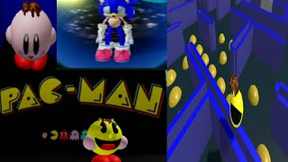 pacman animation pac-man video Games Perfect Game online best Pac-Man 3d games tv bbcc