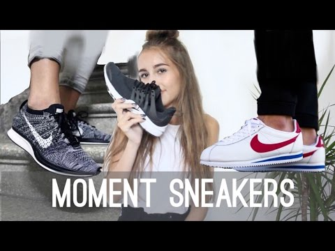 sneakers moment