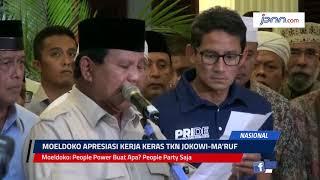 Moeldoko: People Power Buat Apa? People Party Saja