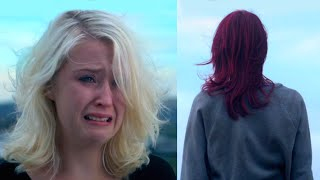 Emily Finds Out Naomi Cheated On Her - Skins