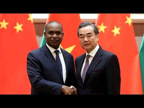 China and Burkina Faso officially resume diplomatic ties on Saturday