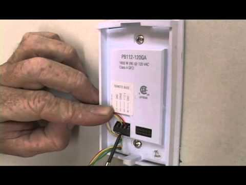 hqdefault suntouch mat thermostat set up and installation 4 of 4 youtube 240 Volt Wiring Diagram at crackthecode.co
