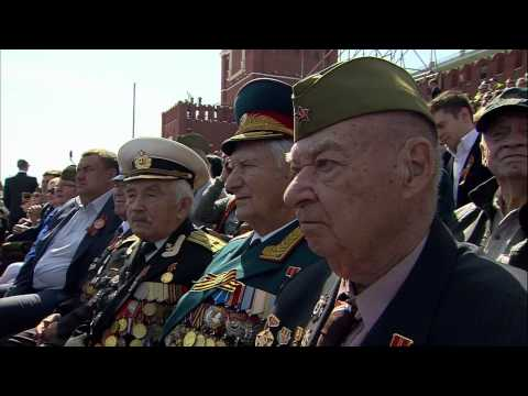 [HD] Парад в честь 70-летия Великой Победы 9/5/15 Moscow Parade Full