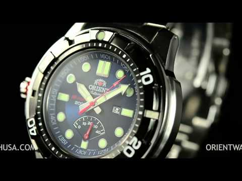 Orient Watch SEL06001D0 - M-FORCE Beast