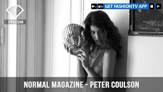 Normal Magazine - Peter Coulson Sexy Photoshoot - Backstage | FashionTV | FTV