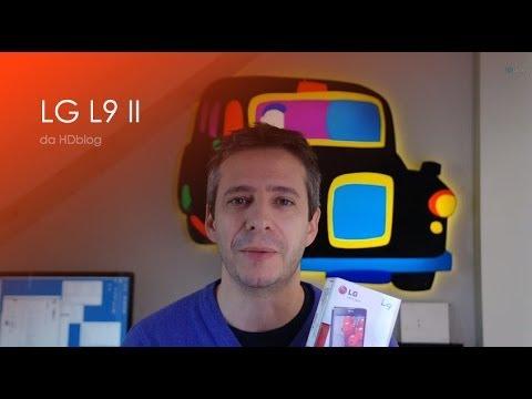 LG L9 II la recensione di HDblog.it