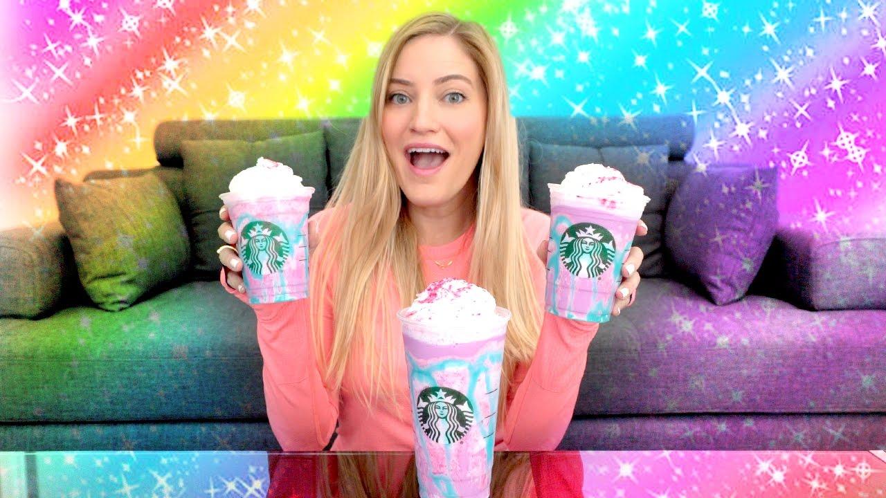 starbucks-unicorn-frappuccino-taste-test