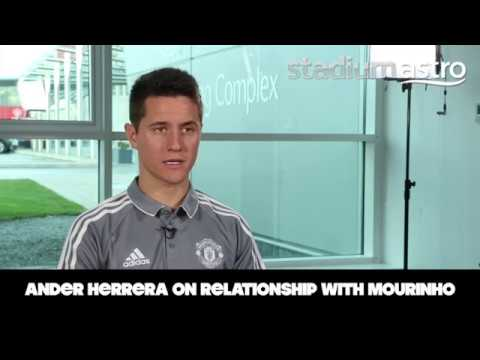 Herrera on relationship with Mourinho | #B4KO Exclusive | Astro SuperSport