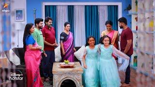 Bharathi Kannamma-Vijay tv Serial