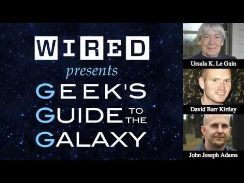 Ursula K. Le Guin Interview - Geek's Guide to the Galaxy Podcast #65
