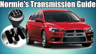 Non Car Guy's Guide to Transmissions!
