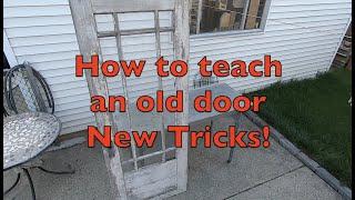 TEASER: How to teach an old door new tricks.