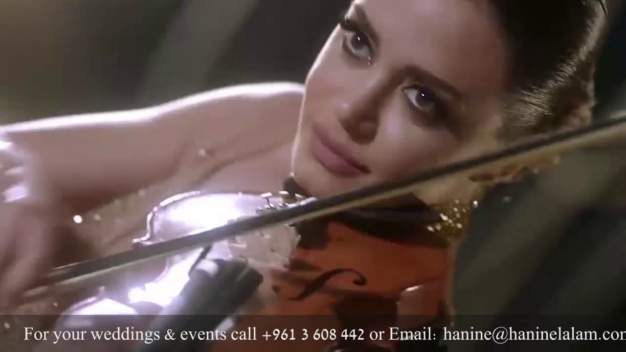 Hanine El Alam - Weddings & Events Violin Show