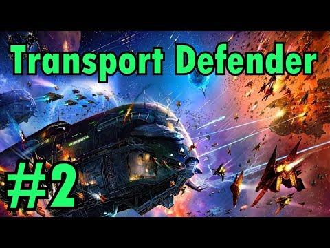Transport Defender Gameplay #2 - CARGO UPGRADES!!!