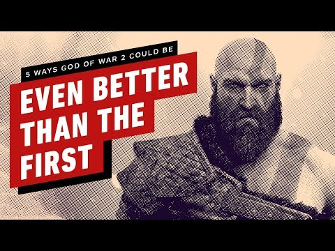 Download 5 Ways God of War 2 Could Be Even Better Than The First