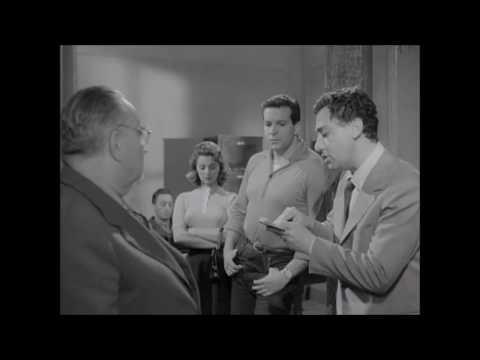 """Carlo Pedersoli (Bud Spencer) in """"Un eroe dei nostri tempi"""" (1955)"""