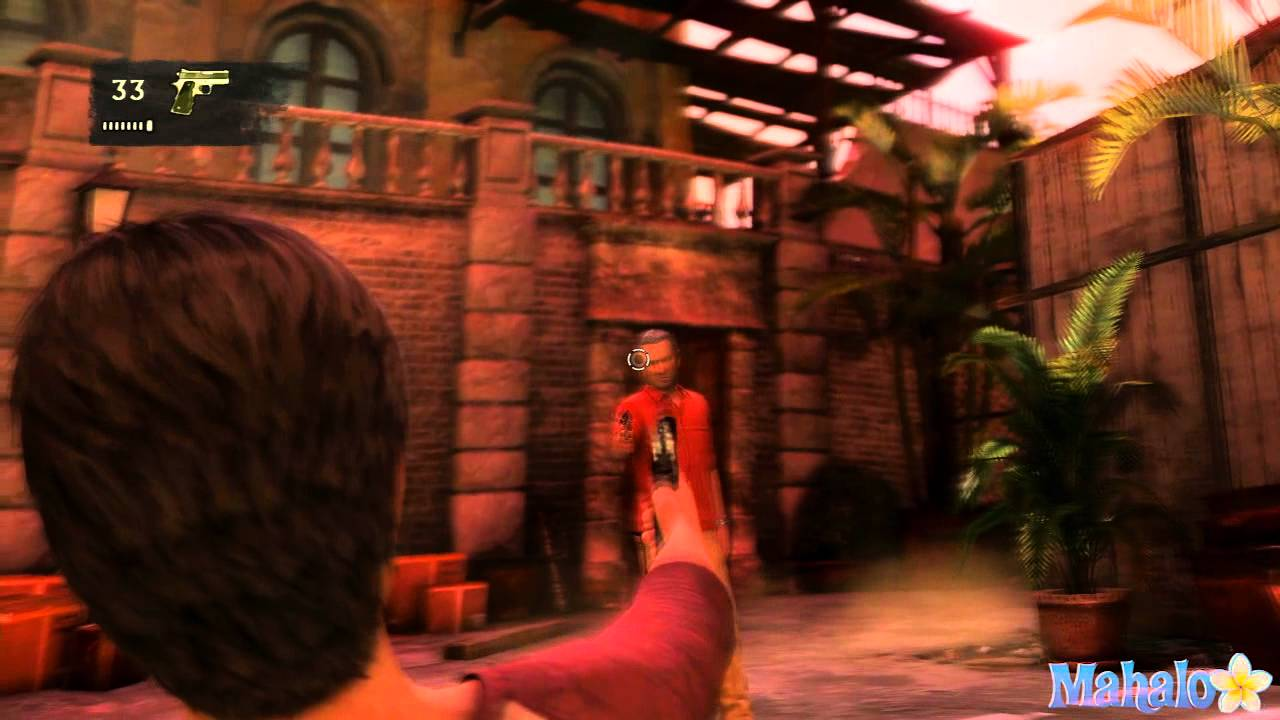Uncharted 3: Chapter 21- Atlantis of the Sands Walkthrough