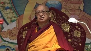 Лама Сопа Ринпоче. Наставления кадампинских наставников. Часть 1