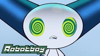 Robotboy - Bad Language | Season 2 | Episode 21 | HD Full Episodes | Robotboy Official