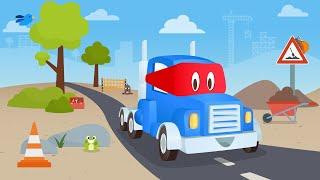 Baixe o aplicativo Carl, o Super Caminhão Construtor !