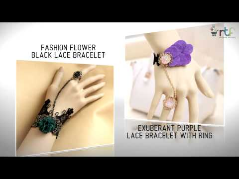 Latest And Fashionable Lace Jewelry- Exclusive Collection By Return Favors
