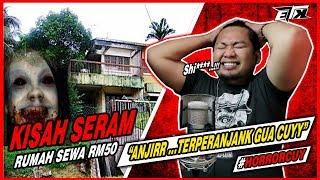 TERKEJUT😱 Anjirrrr..!!! KISAH SERAM RUMAH SEWA RM50 | REACTION