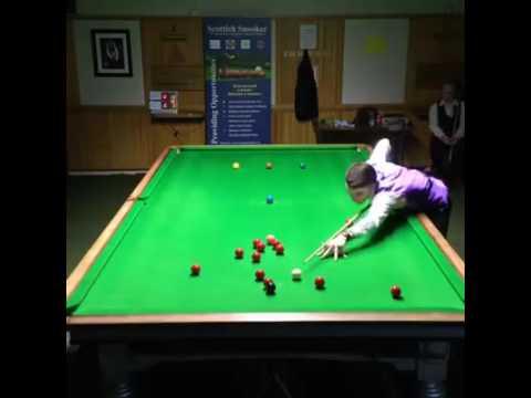 Scottish Snooker Amateur Main Tour 1 Final 2016