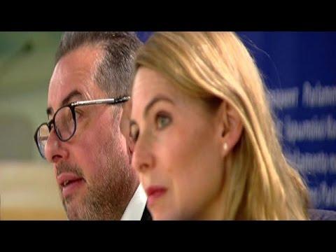 Socialist group leader bids for European Parliament presidency