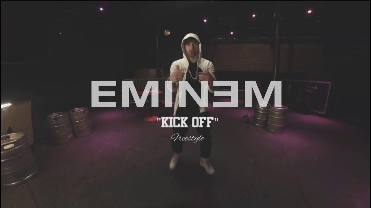 """Download Eminem (Freestyle) """"Kick Off"""""""