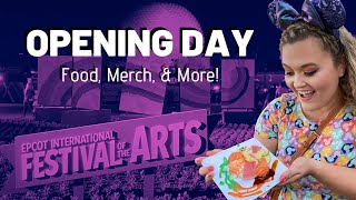 Epcot International Festival of the Arts 2020!
