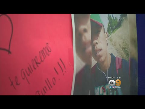 Family, Friends Hold Vigil For Man Killed In Jealous Hit-And-Run