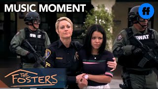 The Fosters | Season 4, Episode 1 Music: Calling All Angels | Freeform