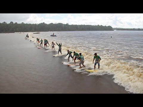 Festival de Surf na Pororoca