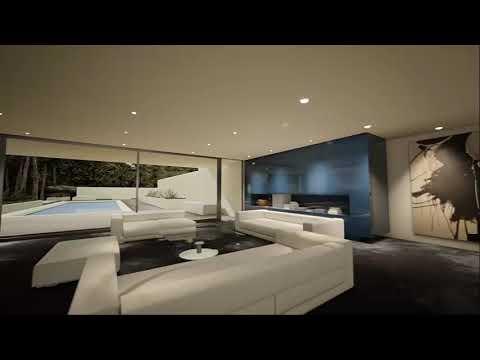 Unreal Engine.Prefabricated House Mod 008 Video 001