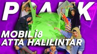 Numpahin Slime Ke Mobil Sport Atta Halilintar   Bmw I8  Part 3 Slime Raksasa #pr