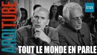 Tout Le Monde En Parle avec IAM, Nicolas Dupont-Aignan, Gérard Darmon | 20/09/2003 | Archive INA